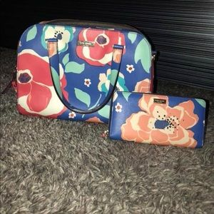 Kate Spade purse with match wallet